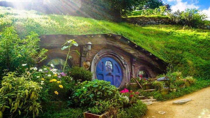 The Home of Bilbo Baggins